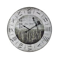 Sterling Industries New York, New York Clock 118-037