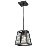 Grange 1 Light 7 inch Oil Rubbed Bronze Pendant Ceiling Light