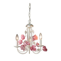 Sterling Industries Pink Flower Mini Pendant 122-004