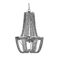 Sterling Signature 2 Light Pendant in Tea Stained 122-028