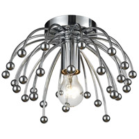 Momotombo LED 12 inch Chrome Chandelier Ceiling Light