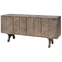 Sterling 1229-001 Refugio 72 X 19 inch Walnut Sideboard