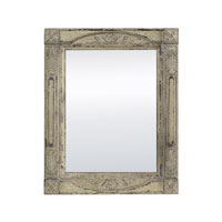 Sterling Industries Fairbury Mirror in Adriannia Antique Cream 128-1038