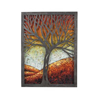 Sterling Whitney Wall Decor in Multi Colored Autumn Colors 129-1110
