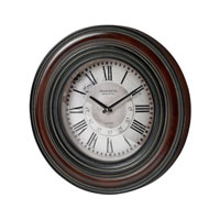 Sterling Industries Grand Hotel London Clock in Railroad 130-005