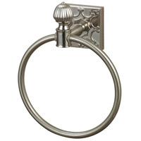 Sterling 131-009 Towel Ring Brushed Steel Bathroom Hardware