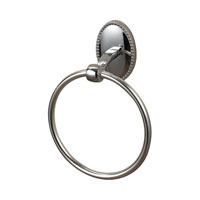 Towel Ring Chrome Bathroom Towel Ring