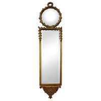 Sterling Signature Mirror in Gold Leaf 132-006