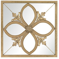 Sterling Signature Mirror in Gold Leaf 132-009