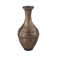 Sterling Layland Vase in Dark Gold 138-046