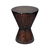 Inverrary 24 X 24 inch Texture Bronze Accent Table Home Decor