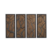 Sterling Hiatus Wall Decor in Bronze 138-058/S4
