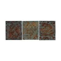 Sterling Colony Wall Decor in Copper and Bronze and Gold 138-059/S3
