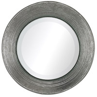 Sterling La Quinta Mirror in Bright Silver Leaf 138-067