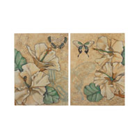 Sterling Set of 2 Printed Panel Alternative Wall Decor 138-158/S2