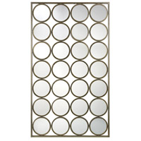 Sterling 138-169 Retro 38 X 22 inch Soft Gold Wall Mirror