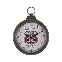 Sterling 138-175 Fob Style 27 X 2 inch Wall Clock