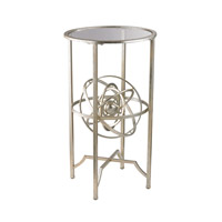 Sterling Armillary Sphere Accent Table in Aged Silver and Antique Finish 138-186