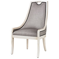 Stage Silver Chair Home Decor