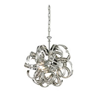 Sterling Granton 3 Light Chandelier in Clear and Chrome 144-012