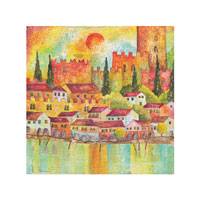 Sterling Emido Monachesi Canvas Wall Art 146-002