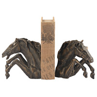 Bascule 13 X 4 inch Bronze Bookend