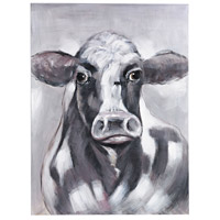 Sterling Friesian Oil Painting 149-019