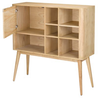Sterling Retro Shelves in Light Natural Wood Tone 150-003