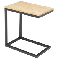 Sterling New York Laptop Table in Black 150-018