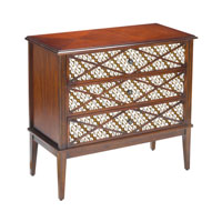 Batik Walnut Chest Of Drawers