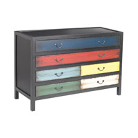 Kare Multicolored Chest Of Drawers