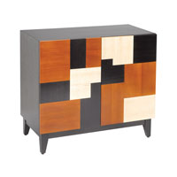 Sterling Mozaic Cabinet in Black 150-025