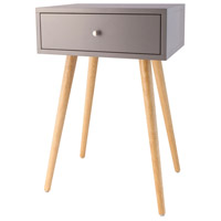 Astro 16 X 12 inch Cool Grey Accent Table Home Decor