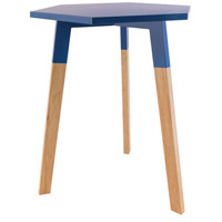 Sky Pad 18 X 18 inch Navy Accent Table Home Decor