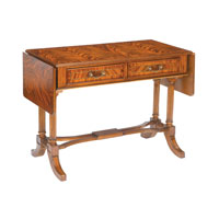 Sterling Sebastion Accent Table in Bright Wood Stain 160-014