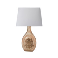 Sterling Signature 1 Light Table Lamp in Weathered 169-015
