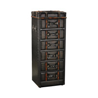 Sterling Travelers Chest in Dark Tan 170-004
