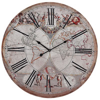 Sterling 171-004 Renaiisance 24 X 2 inch Wall Clock