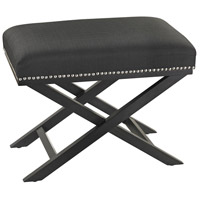 Sterling Signature Bench in Black 180-009