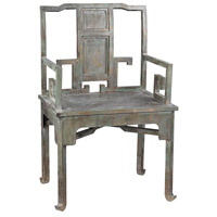 Tang Aged Metal Chair