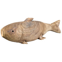 Sterling 2181-099 In Cold Blood Natural Wood Fish