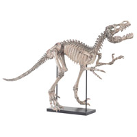 Sterling 2182-025 Tyrannos Aged Bone Dinosaur Skeleton