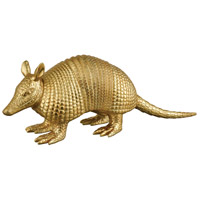 Sterling 2182-056 Dilly Dilly Gold Armadillo