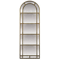 Sterling Industries Arched Pier Mirror in Antique Gold Leaf 26-4640M photo thumbnail