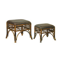 Sterling Industries Set of 2 Stitch Point Ottoman Ottaman 26-5080