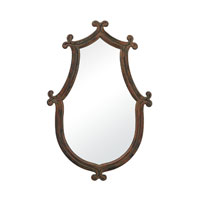 Sterling Industries Wood Framed Mirror in Redwood 26-8647