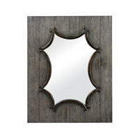 Sterling Industries Wood Framed Mirror in Waverly Wood with Antique Cream 26-8651