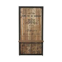 Sterling Grand Vin De Bordeaux Wall Decor in Black 26-8679