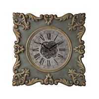 Sterling Nahant Clock in Antique Grey 26-8684