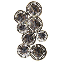 Sterling 3129-1117 Novae 49 X 25 inch Metal Wall Art